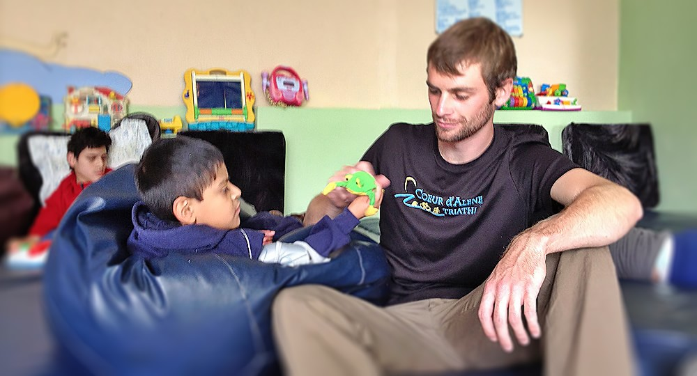Care for Disabled Children and Youth in Quito