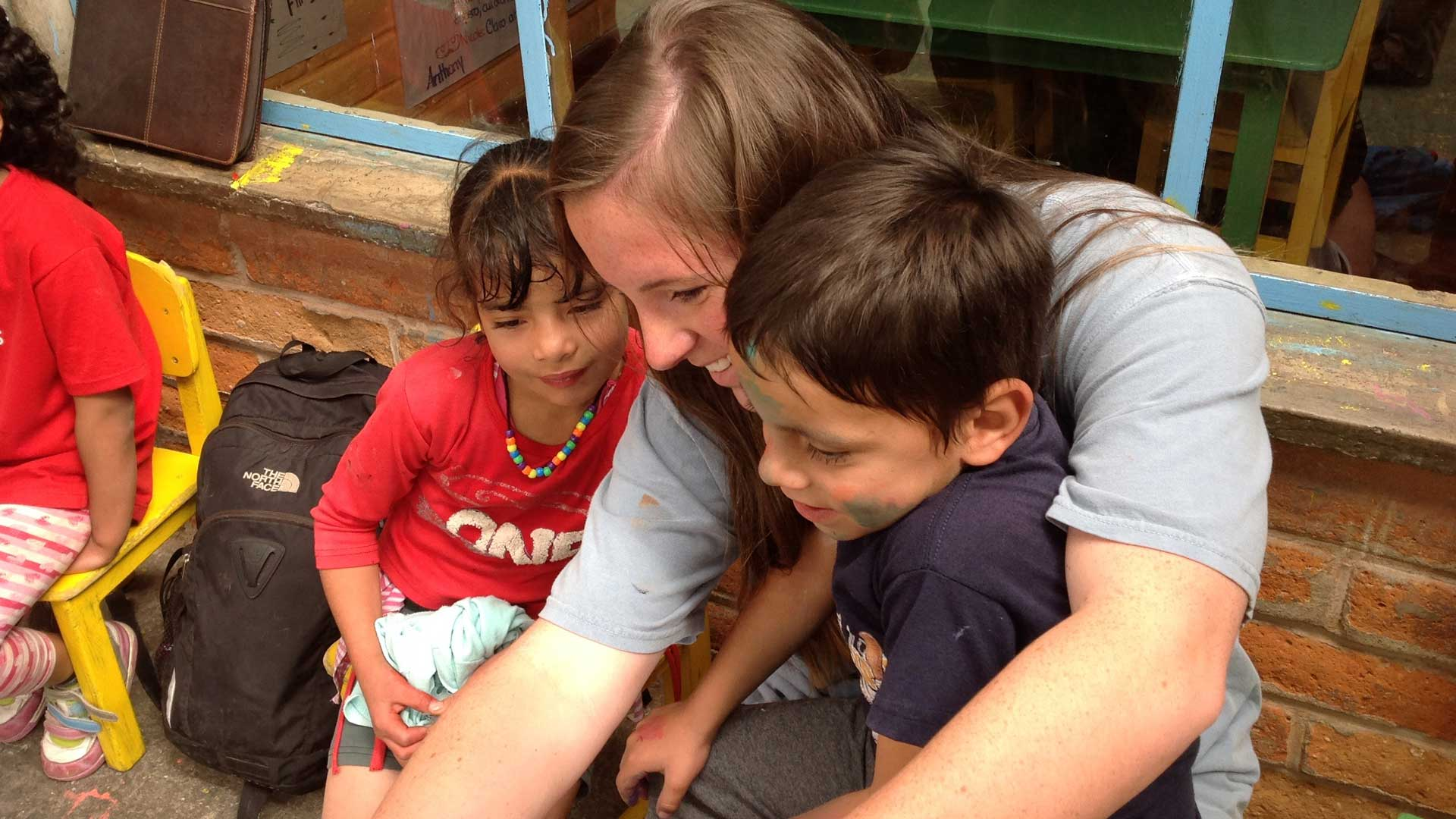 Child Care and Teaching in San Cristobal