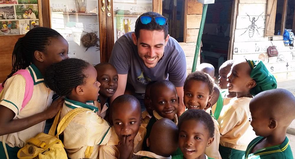 Voluntariado alrededor del mundo